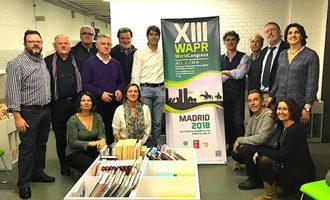 XIII Congreso Mundial WAPR, Madrid del 5 al 7 de julio 2018