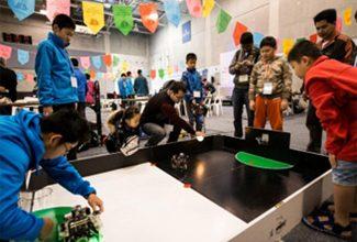 Robótica: los futuros expertos en Madrid, 29 de noviembre