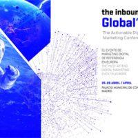 Marketing digital en Inbounder Global Conference, Madrid abril 2018