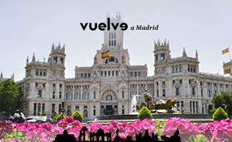 Programa Vuelve a Madrid