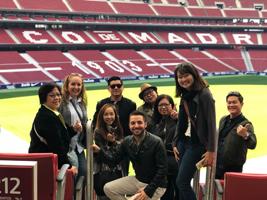 Madrid se muestra al Sudeste Asiático