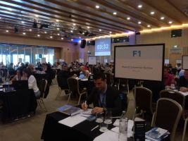 F1 Madrid Convention Bureau at M&I Forums Europe Dubrovnik