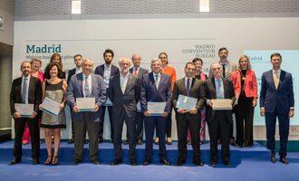 Madrid, homenaje a embajadores congresos 2018