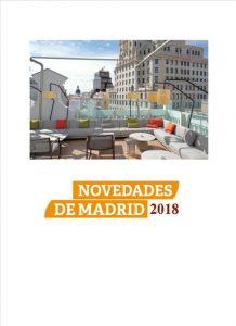 Novedades de Madrid 2018