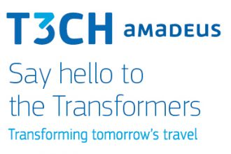 El futuro de la tecnología de viajes en Madrid, Amadeus T3CH el 26 y 27 de marzo
