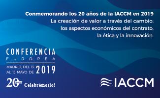 IACCM Madrid, mayo 2019