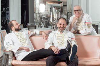 Arzak, nuevo asesor culinario en Ramses Madrid