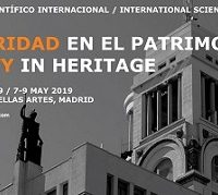 Safety in Heritage 2019 Madrid