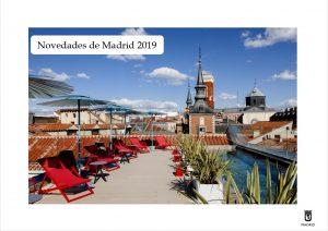 Novedades de Madrid 2019