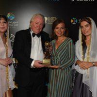 La concejal delegada de Turismo Almudena Maíllo recoge el WTA