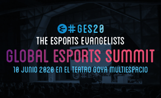 Global eSports Summit Madrid 10 de junio