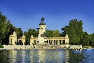 Parque de El Retiro- Madrid