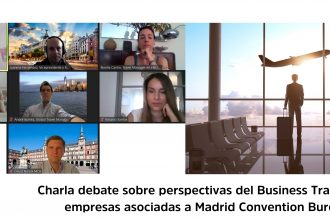 Charla Debate Perspectivas del Business Travel