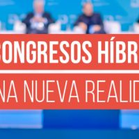 Congresos híbridos. Nueva realidad