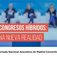 Congresos híbridos, la nueva realidad