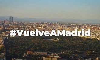 Video Madrid te espera, Vuelve a Madrid