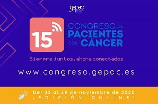 15º Congreso GEPAC, online desde el 23 de noviembre