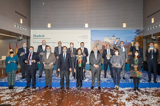 Madrid, homenaje a prescriptores de congresos