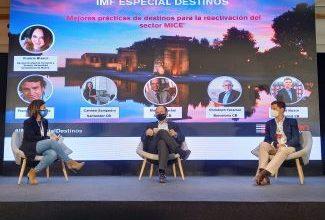 Madrid CB, en Iberian MICE Forum