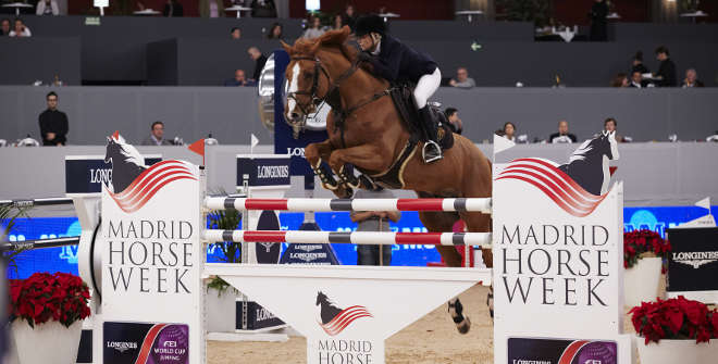 Resultado de imagen de Madrid Horse Week