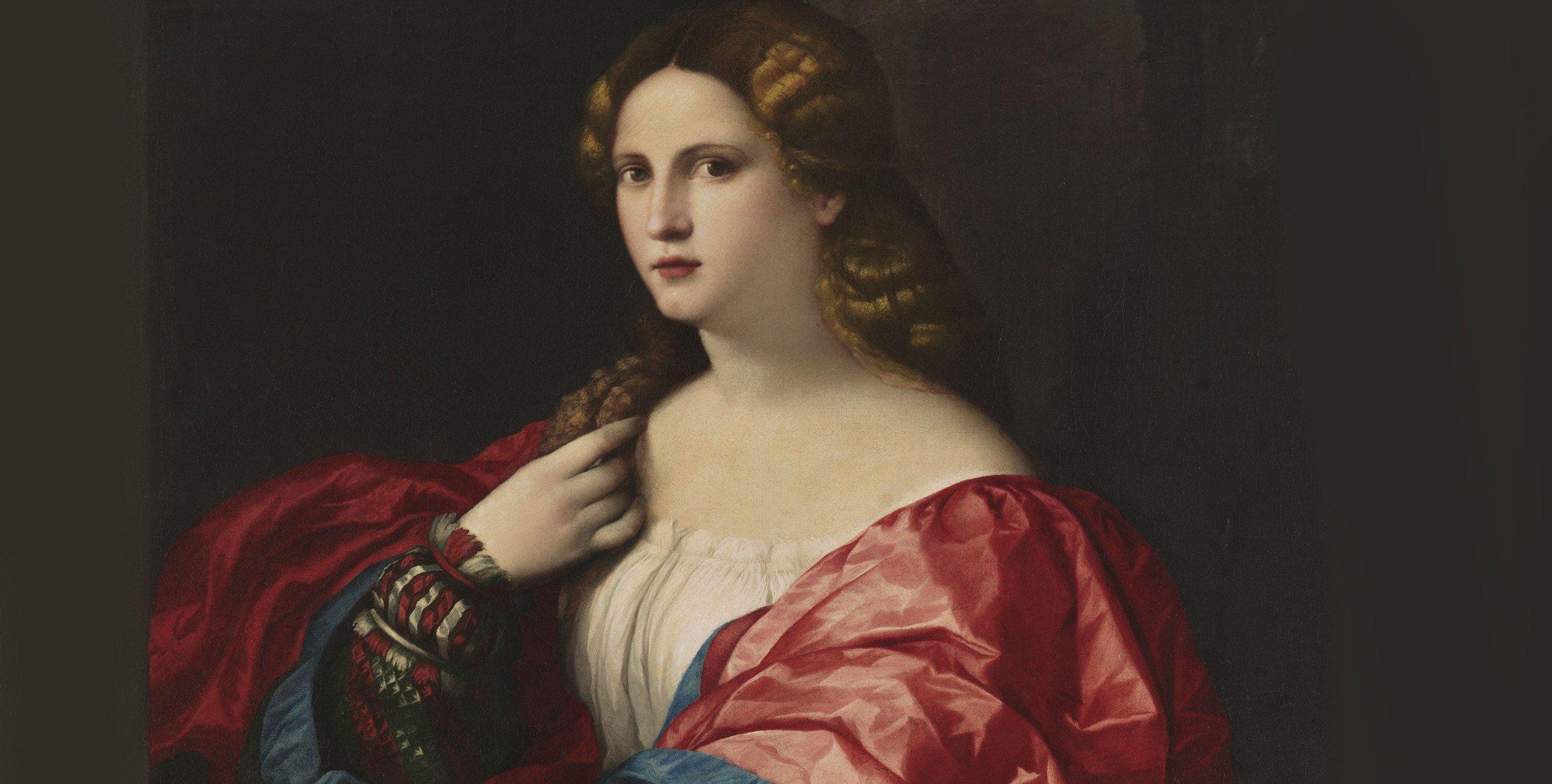 el en venecia triunfo de la belleza y destruccin de la pintura