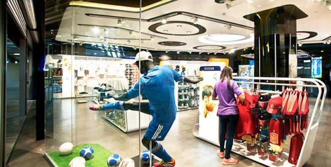 Официальный магазин одежды фк реал мадрид