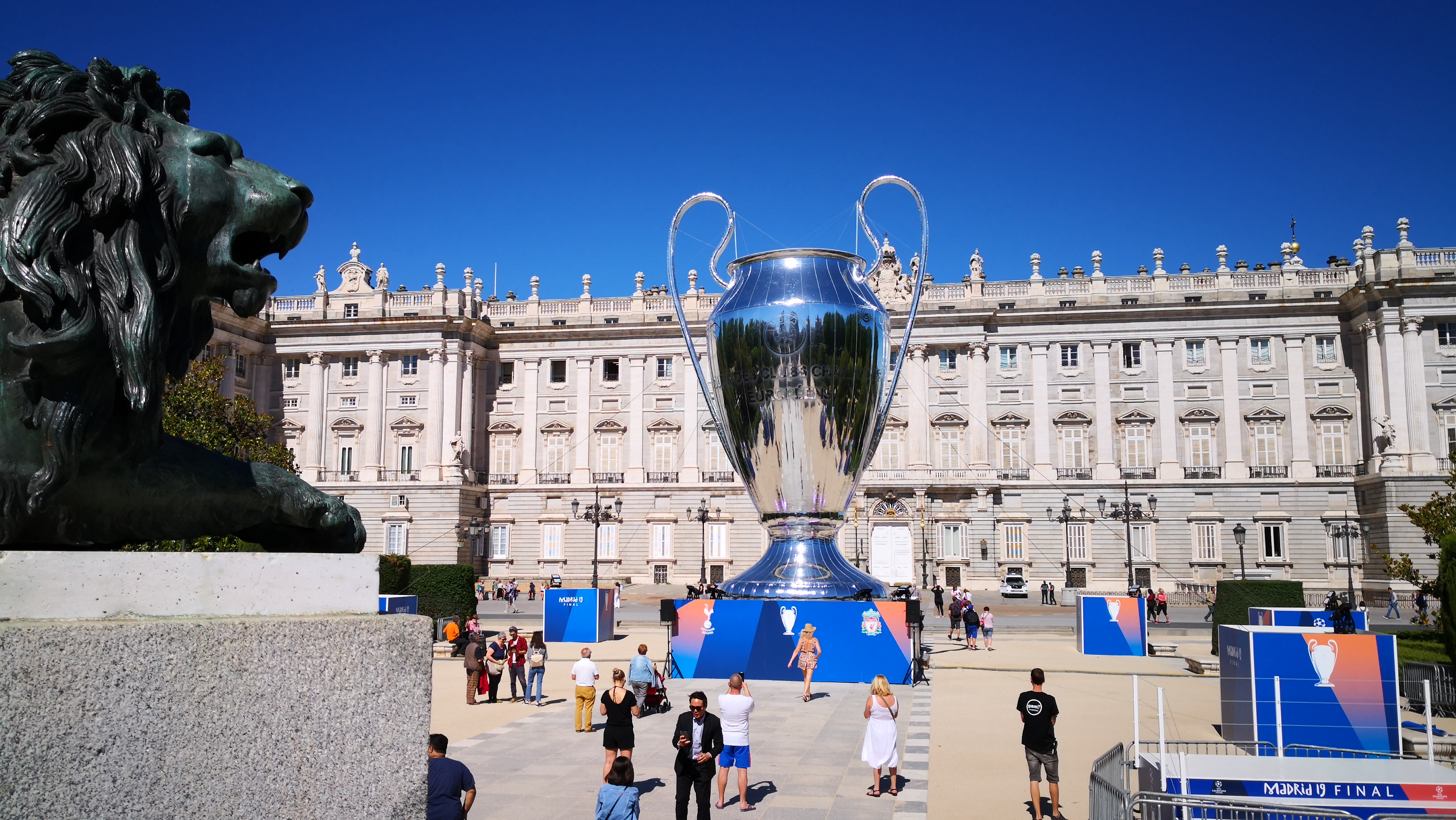 1ffc4cef8 UEFA Champions League Festival Madrid 2019