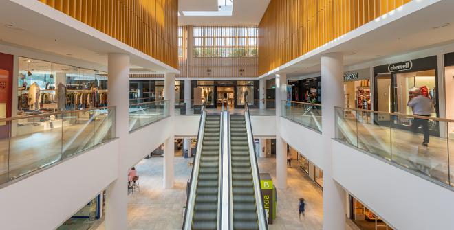 Arturo Soria Plaza Shopping Mall