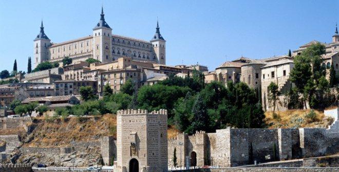 Cartina Spagna Toledo.Toledo Turismo Madrid