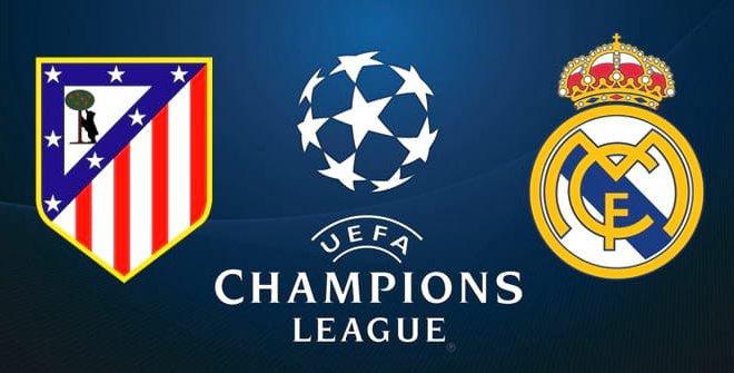Atlético de Madrid - Real Madrid (UEFA Champions League