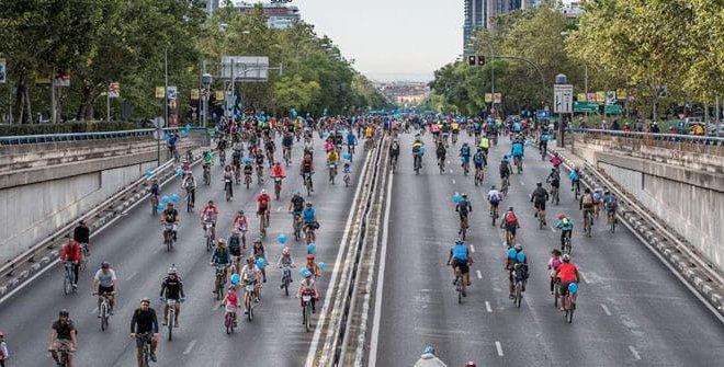 La fiesta de la bici 2017