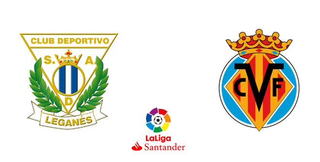 CD Leganés - Villarreal CF (Liga Santander)