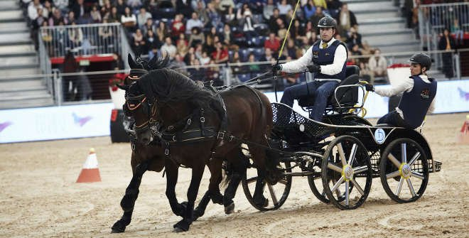 Madrid Horse Week Enganche