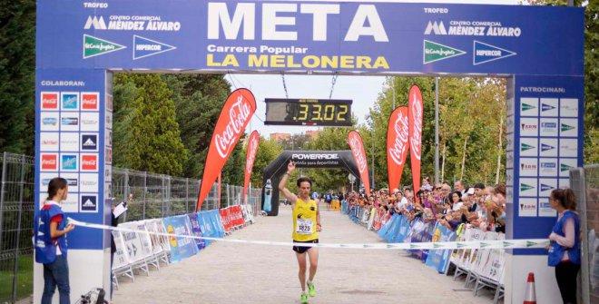 Carrera popular La Melonera