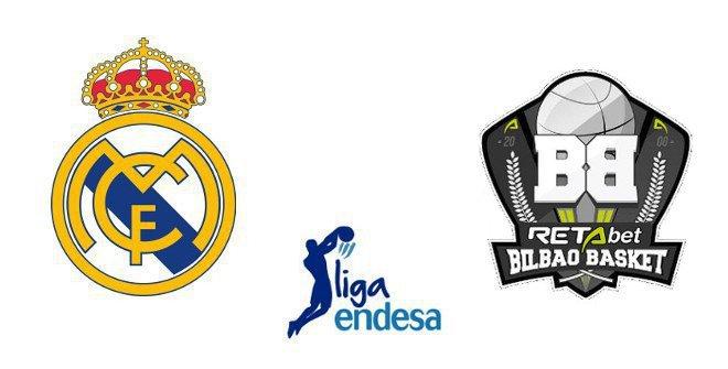 Real Madrid - RETAbet Bilbao Basket
