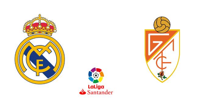Real Madrid –  Granada CF (Liga Santander)