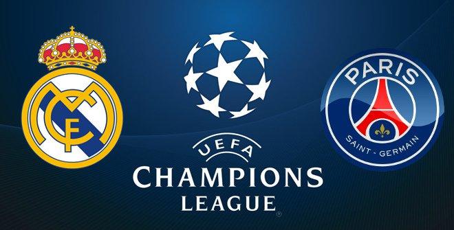 Real Madrid - París Saint-Germain FC (UEFA Champions League)