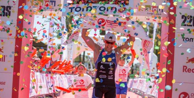 Triatlon Larga Distancia Challenge Madrid