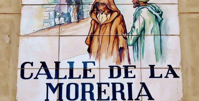 Calle de la Morería