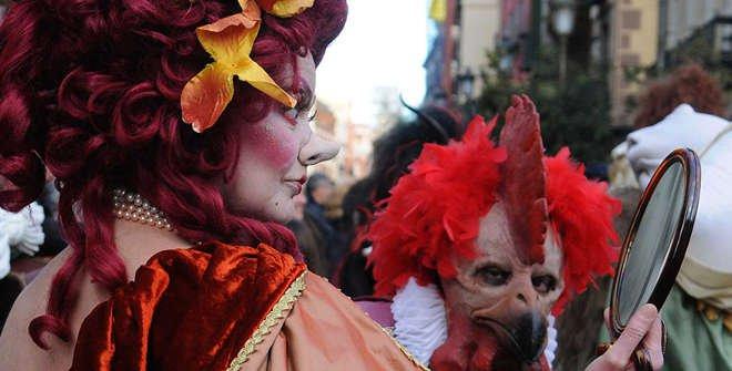 Carnaval. Máscaras