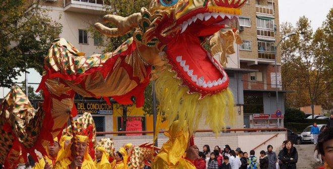 Gran Desfile del Año Nuevo Chino