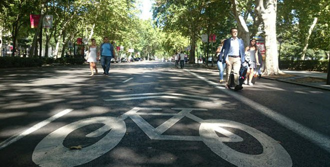 Pasea Madrid
