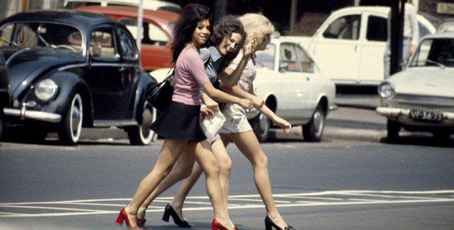 Ed van der Elsken,Parisian Girls 1950s