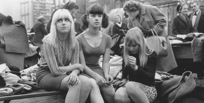 Ed van der Elsken, Beethovenstraat, Amsterdam, 1967