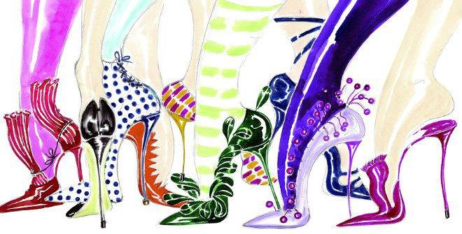 Resultado de imagen de im?genes manolo blahnik: el arte del zapato