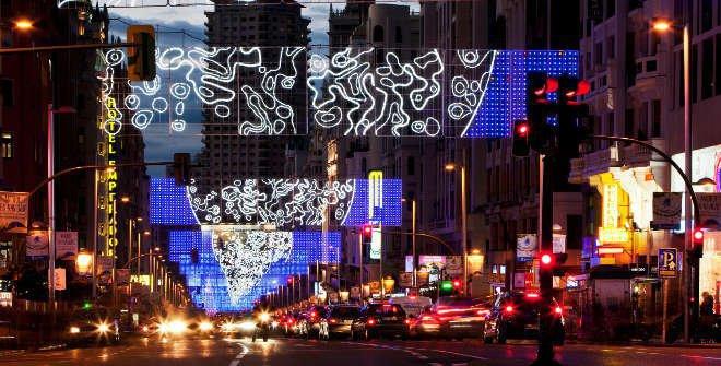 Natal Em Madrid