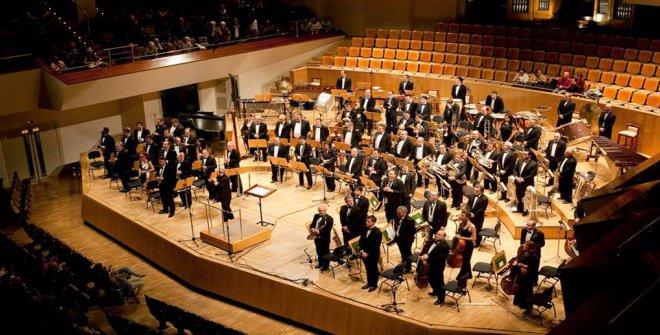 Concierto Benéfico de Reyes Amaral Banda Sinfónica Municipal Madrid