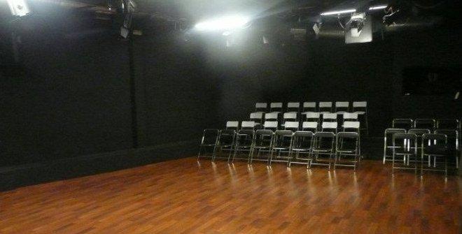sala de El umbral de Primavera