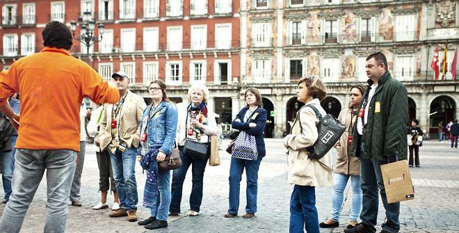 Programa de turismo accesible Madrid para todos