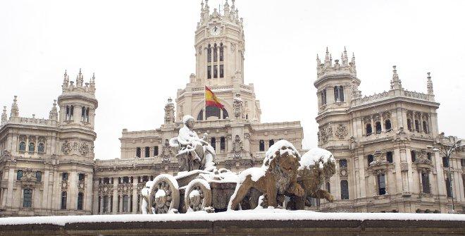 Clima de Madrid